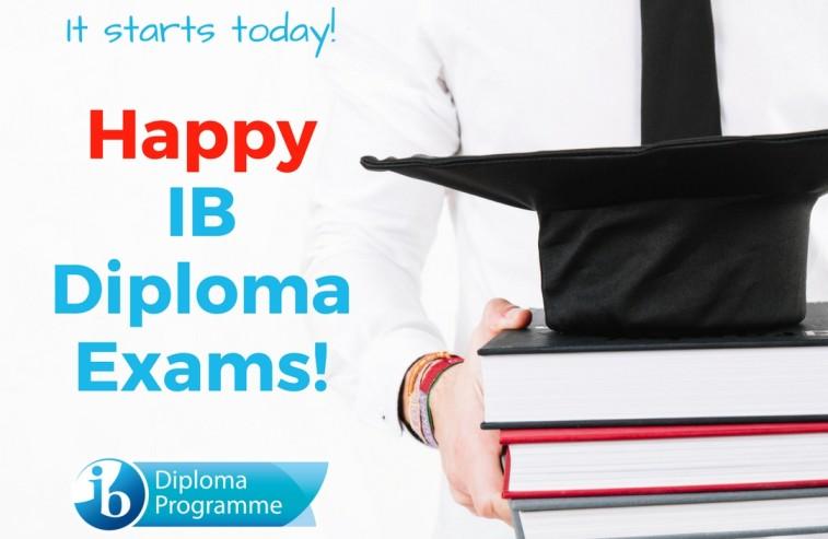 IB Diploma start - Instagram